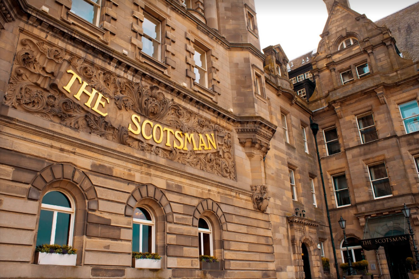 Senior Sous Chef - The Scotsman Hotel- Edinburgh